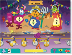 Math Blaster Ages 6 - 8 - Cool Math Game for Kids