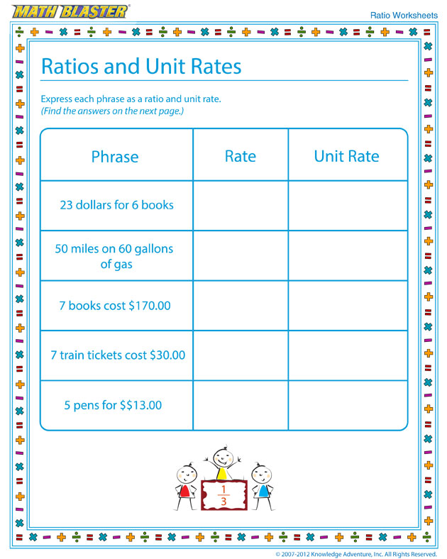 Unit Rate Problems Worksheet Free Worksheets Library – Unit Rate Word Problems Worksheet