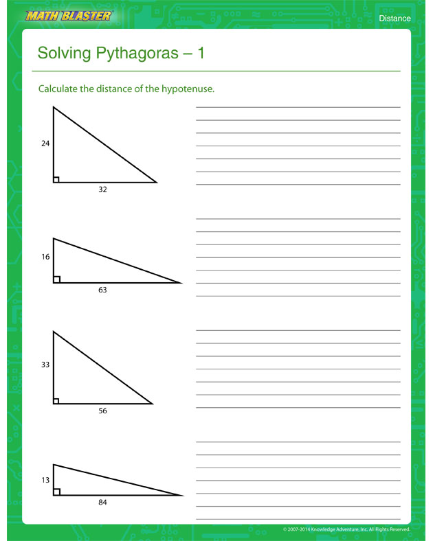 Theorem Worksheet Math Blaster As Well As Handwriting Worksheet ...