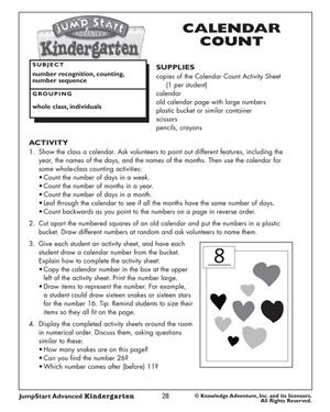 preschool math lesson plan calendar count kindergarten math activities and 371