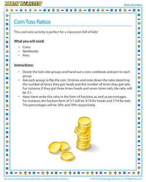 Check out this Free Ratio Activity for your Child