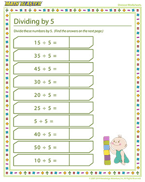 Make division fun for Elementary Grades