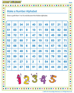 math worksheet : make a number alphabet  free kindergarten math worksheets  math  : Kindergarten Math Worksheets Counting