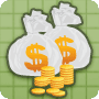 Money Bags  - See this Printable Money Activity Online