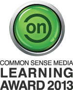 Common Sense Media Learning Award 2013